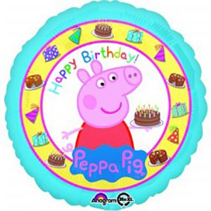 18″ ANAGRAM PEPPA PIG