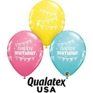 "11"" ( 28 cm ) Qualatex štampani"