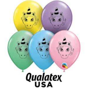 "5"" ( 13 CM ) Qualatex štampani"