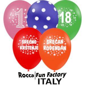 """11"""" ( 28 cm ) Rocca štampani"""